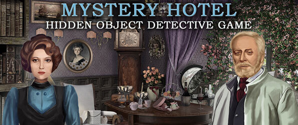 Mystery Hotel - Get your hands on the truth by solving a mind-gobbling murder mystery in this captivating hidden objects game that'll keep you hooked for hours.
