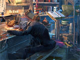 Mystery Expedition: Prisoners of Ice hidden object scene