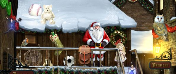 Christmas Wonderland - Enjoy a fantastic festive treat with this beautiful hidden object game.