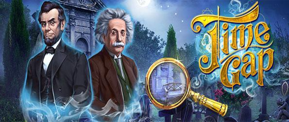 Time Gap: Hidden Object Mystery - Hidden Object Mystery! Enjoy a Ghostly Tale as Your Hunt for Items all Over the World.