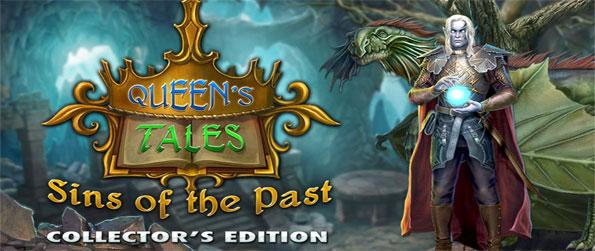 Queen's Tales: Sins of the Past - Immerse yourself in this epic hidden object experience filled with magical elements.