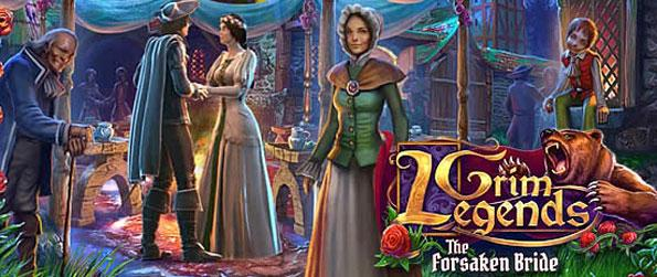 Grim Legends: The Forsaken Bride - Enjoy an epic hidden object experience that will have you hooked onto it until the end.