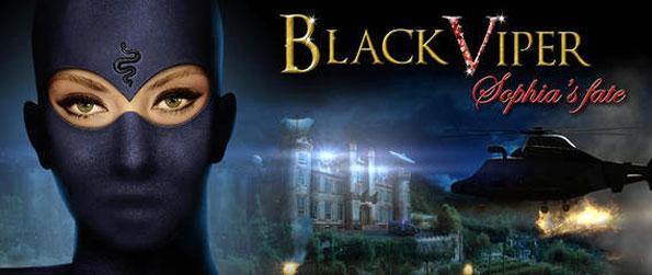 Black Viper: Sophia's Fate - Immerse yourself in a suspense filled hidden object experience that'll have you hooked in a matter of minutes.
