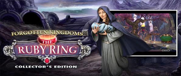 Forgotten Kingdoms: The Ruby Ring - Immerse yourself in an epic hidden object experience and go on a perilous journey to take down the false king.