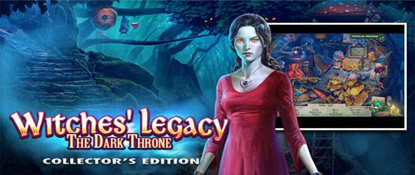 Witches' Legacy: The Dark Throne - Lynn has been possessed and traveled to the other world, leaving you behind.