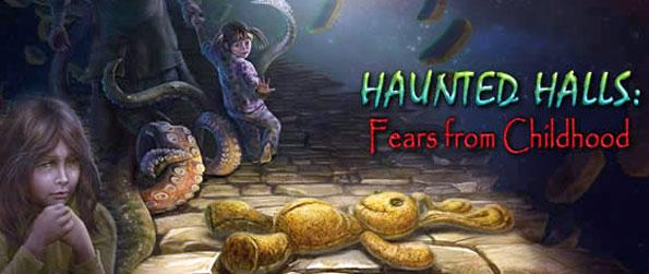 Haunted Halls: Fears from Childhood - Conquer your nightmares and progress to the end in this thrilling hidden object experience.