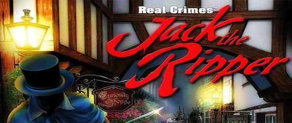 Real Crimes: Jack the Ripper - Join Professor Francis Galton and Sir Melville Magnaghten as they explore London's East End in 1889, and track the notorious Jack the Ripper.