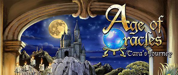 Age of Oracles: Tara's Journey - Explore the lush and gorgeous landscape as you take on the challenge of the traversing back to your own realm plotted over a great hidden object game.