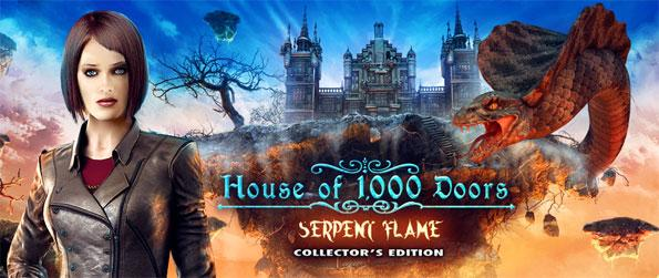 House of 1000 Doors: Serpent Flame - Explore a stunning game world filled with challenges.