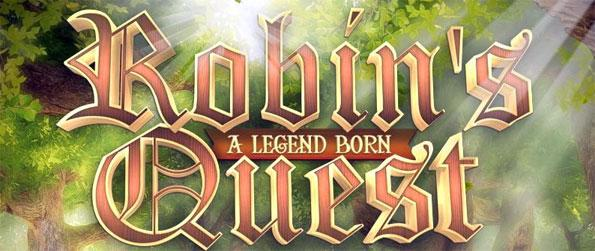 Robin's Quest: A Legend Born - Stop the evil ruler and save the local people before the overwhelming taxes begin to prove fatal for the population.