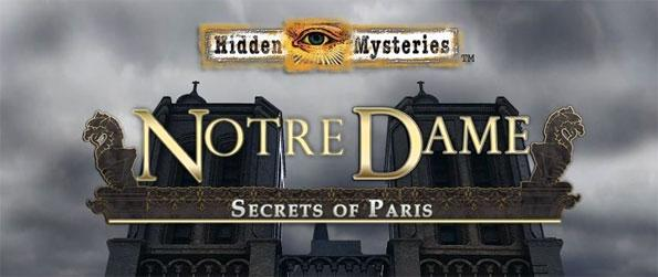 Hidden Mysteries: Notre Dame - The Crown of Thorns has been stolen and you're the only one who can find it in this thrill filled hidden object game.