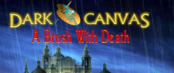 Dark Canvas: A Brush With Death - Uncover the mystery behind the ominous Silhouette and the accidents in the island.