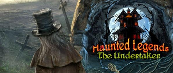 Haunted Legends: The Undertaker - Find out what motives SG has for making the dead rise from the grave and terrorize the town.