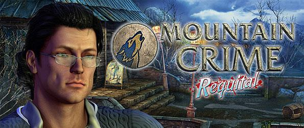 Mountain Crime: Requital - Help determine different outcomes in the story by deciding what role to take in every scenario in this amazing new rendition of a hidden object game from Big Fish Games.