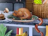 Hidden Object: Home Makeover tidy kitchen