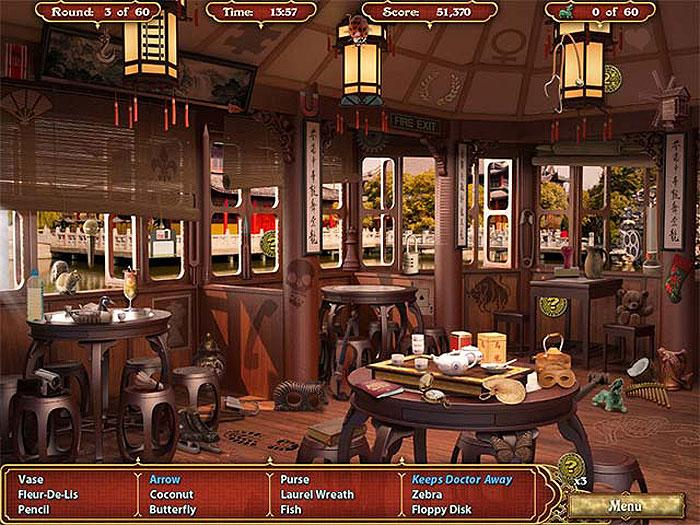 Big City Adventure Shanghai Hidden Object Games