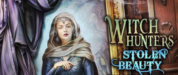 Witch Hunters: Stolen Beauty - Help Angelica get her witch-stolen beauty back in a hidden object adventure trailing plot in, Witch Hunters: Stolen Beauty.