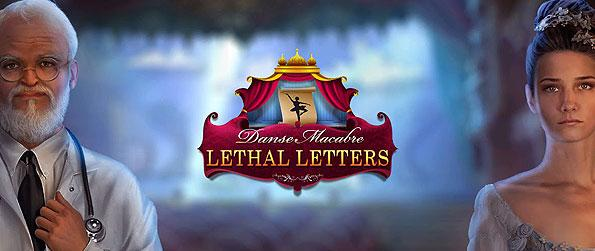 Danse Macabre: Lethal Letters - Find out who orchestrated the crimes in this intriguing hidden object game.