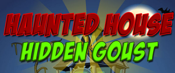 Haunted House Hidden Ghost - Find all 10 ghosts throughout different haunted houses before the time is up!