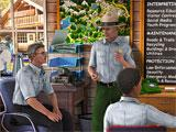 Vacation Adventures: Park Ranger 4 Ranger Briefing Room