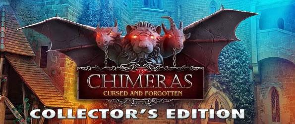 Chimeras: Cursed and Forgotten Collector's Edition - Travel to the past and uncover secrets from your heritage to save your ancestor from a violent bandit and to find out more about the mysterious land in Chimeras: Cursed and Forgotten Collector's Edition