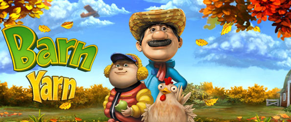 Barn Yarn - Help Joe the farmer find old things from his newly acquired barn to sell in a garage sale and earn enough money to fix up his home for his visiting grandson, Tom!