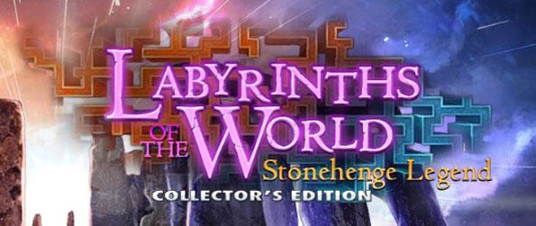 Labyrinths of the World: Stonehenge Legend Collector's Edition - Discover the secrets of the worlds of ice and fire in this hidden object adventure game.