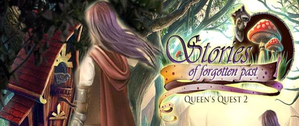Queen's Quest 2: Stories of Forgotten Past - Enjoy this exhilarating hidden object game that you won't want to stop playing.