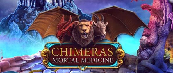 Chimeras: Mortal Medicine - Enjoy this exciting match-3 game that can get anyone hooked from the very first minute.