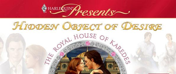 Harlequin Presents Hidden Object of Desire -  Harlequin Presents Hidden Object of Desire has combined the elements of mystery and romance, which Harlequin has been known for many years.