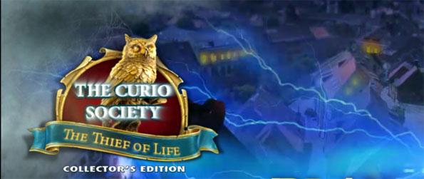 The Curio Society: The Thief of Life Collector's Edition - Stop the rogue agent Jack from killing everyone in the Curio Society.
