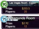 Choose a room and play in Big City Bingo