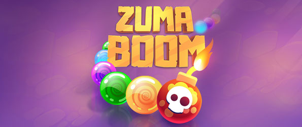 Zuma Boom - Enjoy the classic gameplay of the popular marble shooter but with an explosive twist!