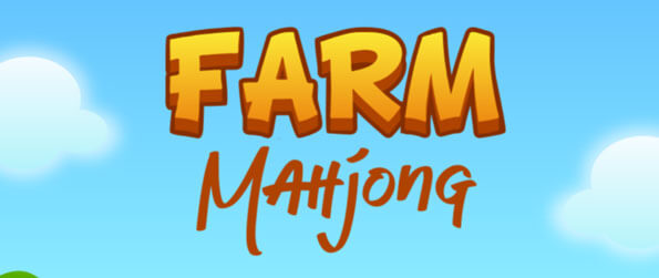 Ferme Mahjong - Head over to the farm and play some challenging mahjong games!