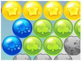 Bright Colours and Rocks in Bubble Adventures