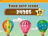 Reach the highest score in Bubble Planet