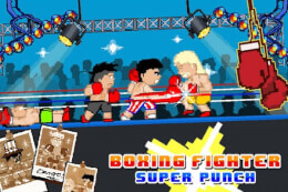 Boxing Fighter: Super Punch thumb