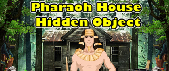 Pharaoh House Hidden Objects - Find all 6 hidden objects in the picture given!