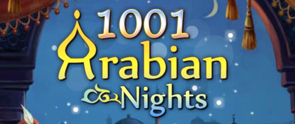 1001 Arabian Nights - Travel to the middle east and hunt for treasures in this fun classic match-3 game!