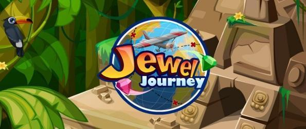 Jewel Journey - Play Some Of The Best Puzzle Solving Action On Facebook!