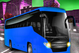 Fast Ultimate Adorned Passenger Bus Game thumb