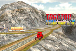 Real Chain Tractor Towing Train Simulator thumb