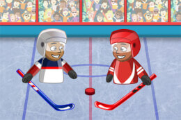 Puppet Hockey Battle thumb