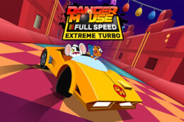 Danger Mouse 2: Full Speed Extreme Turbo thumb