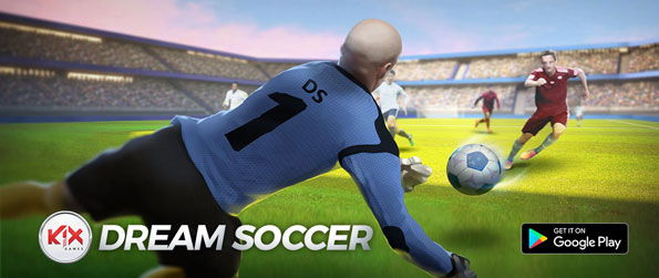 Kix Dream Soccer - Recruit the best players for your dream soccer team in Kix Dream Soccer!