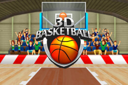 3D Basketball thumb