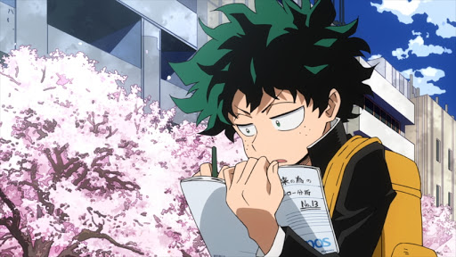 We can be sure of a lot of things, like Deku