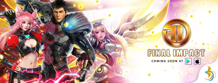 Pre-Register for Semi-Hack and Slash MMORPG, Final Impact, from Indofun