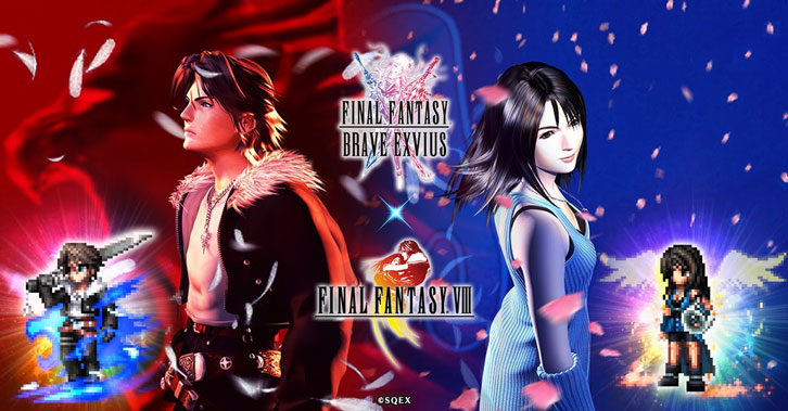 All Eyes are on The Latest Final Fantasy Brave Exvius Collaboration