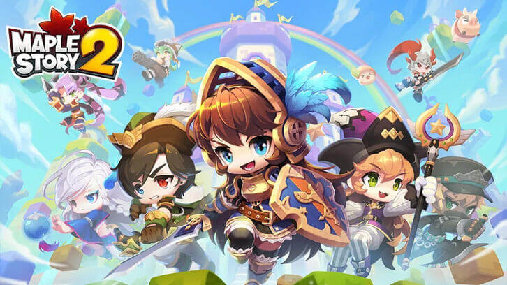 Get Ready for MapleStory 2 Global Launch Today
